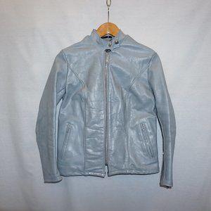 VTG SCHOTT Lady's Leather motorcycle jacket 10
